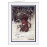 """""""Père Noël """" Cartes De Vœux"""
