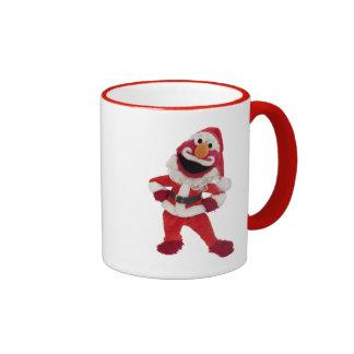 Père Noël Elmo Mug Ringer