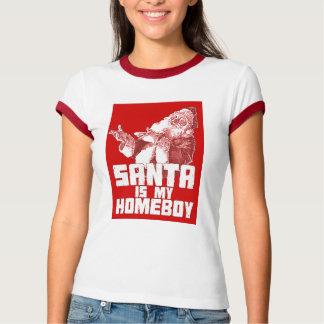 Père Noël est mon T-shirt de Homeboy - Cust… -