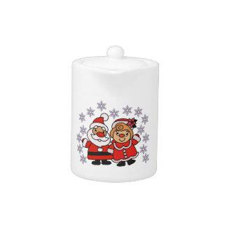 Père Noël et Mme Claus