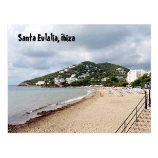 Père Noël Eulalia, Ibiza Carte Postale