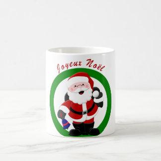 Pere Noel - Joyeux Noel Mug