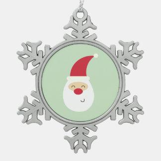 Père Noël Ornement