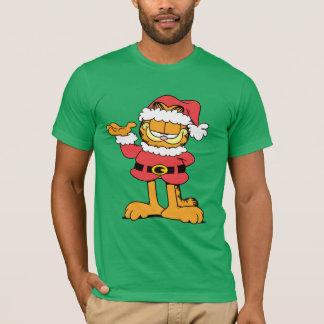 Père Noël prêt T-shirt