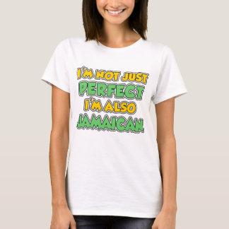 Perfectionnez pas simplement également jamaïcain t-shirt