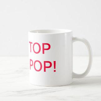 """Perfectionnez pour le papa - """"bruit supérieur ! """" mugs à café"""