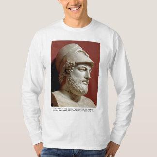 Pericles, liberté est le possible sûr… - Customisé T-shirt