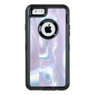 Perle brillante - cas de défenseur de l'iPhone Coque OtterBox iPhone 6/6s