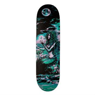 Perle de l'Atlantide de sirène de sirène Skateboards Customisés