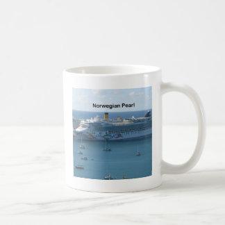 Perle norvégienne mug