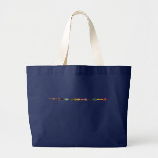 Perles d'arc-en-ciel grand sac