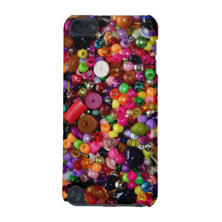 Perles décoratives multicolores de métier