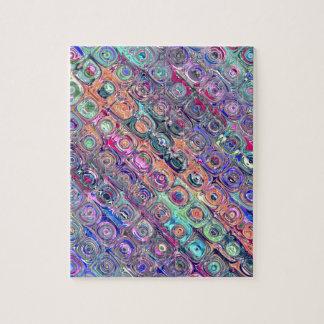 Perles en verre spectrales puzzle