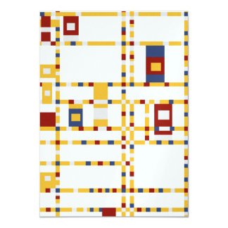 "Perlez le miroitement 4,5"" x 6,25"", blanc standard carton d'invitation  11,43 cm x 15,87 cm"