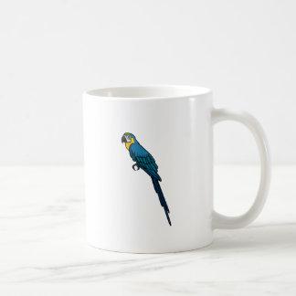 Perroquet bleu mug