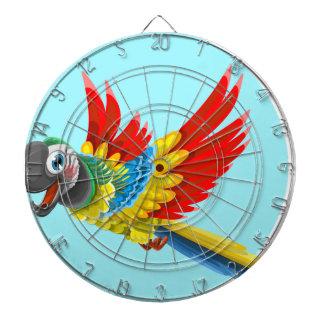 perroquet cibles de fléchettes