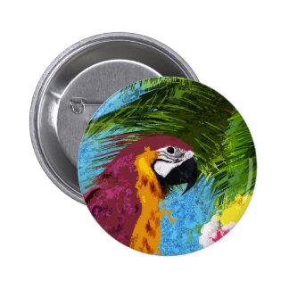 Perroquet d'arums badges