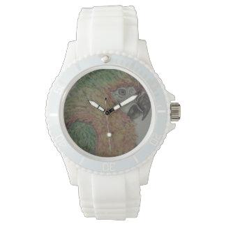 perroquet montres bracelet