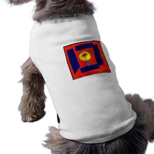 perros de Para de camiseta Manteau Pour Toutous