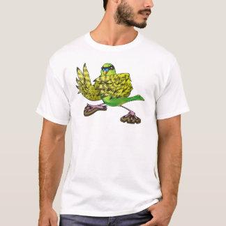 Perruche de Kung-Fu T-shirt