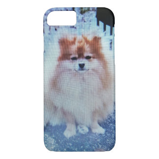 Perry le chien de Pekingese Coque iPhone 7
