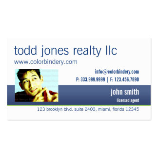Personal Home Realty Business Card Pack Of Standard Business Cards