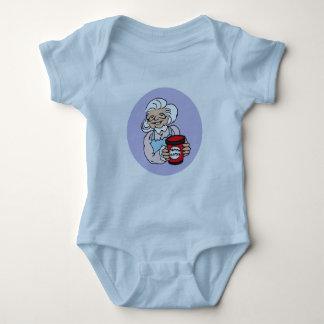 Personlig Baby Jersey Body