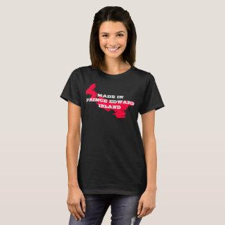 Personnalisable des femmes fait dans le T-shirt de