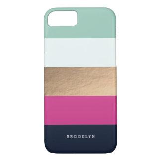 | personnalisé Heues lumineux Coque iPhone 7