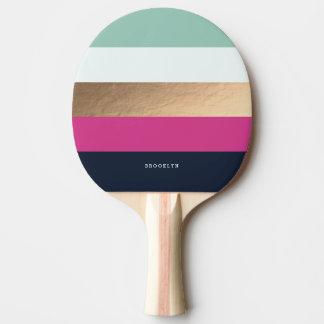| personnalisé Heues lumineux Raquette Tennis De Table