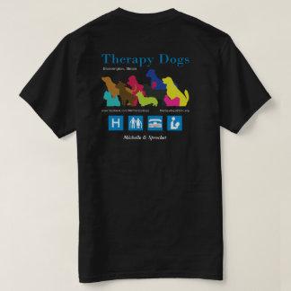 [Personnalisé - pour des couleurs foncées] la T-shirt