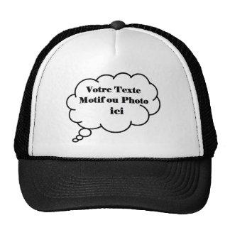 Personnaliser avec votre photo ou texte casquettes de camionneur