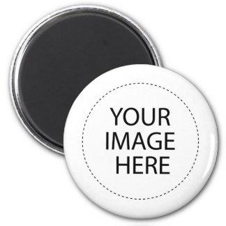 (Personnalisez avec vos photos ! Magnet Rond 8 Cm