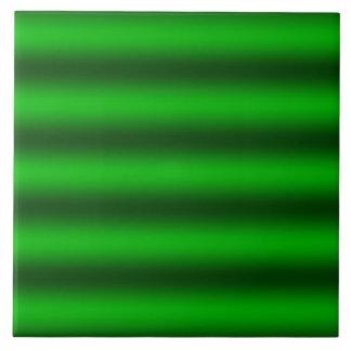 Personnalisez - l'arrière - plan vert de gradient carreau