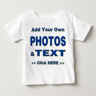 personnalisez les photos que le texte ajoutent des t-shirt