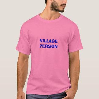 PERSONNE DE VILLAGE T-SHIRT