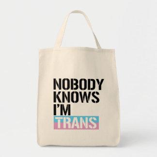 Personne ne sait que je suis transport - - les sac
