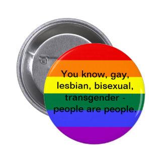 Personnes de LGBT Badge