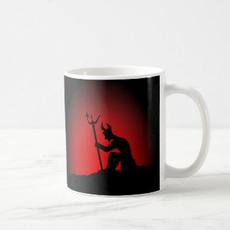 Perspective de diable mug
