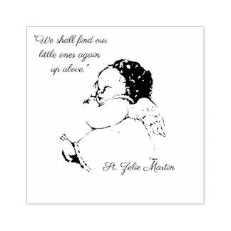 Perte de bébé de citation de St Zelie Martin