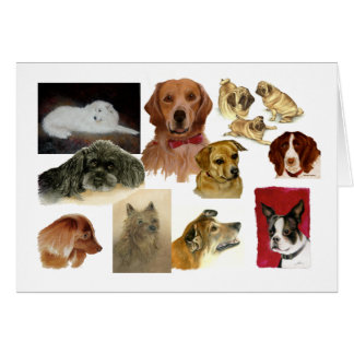 Perte de carte de sympathie de chien