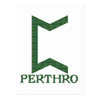Perthro Carte Postale
