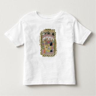 Perturbation par un fou à une réunion sociale, t-shirts