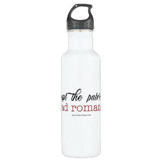 Perturbez la bouteille d'eau Romance lue par