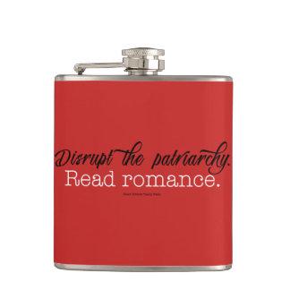Perturbez le patriarcat. Lisez le flacon Romance