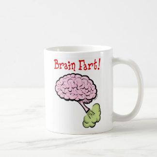 pet de cerveau mug