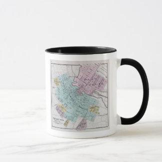Petaluma, la Californie 2 Mug