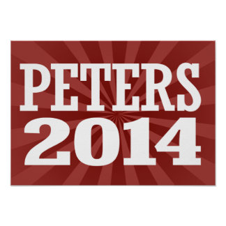 PETERS 2014 POSTERS