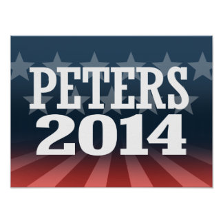 PETERS 2014 AFFICHE