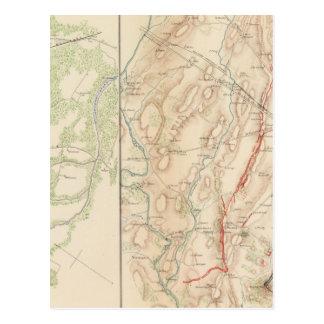 Pétersbourg, Gettysburg Carte Postale